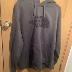 North face heavy duty hoodie.
